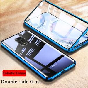 Pour-Xiaomi-Poco-X3-Near-Field-Communication-Note-9-S-9-8-Pro-8-T-Magnetic-adsorption-Glass-Case