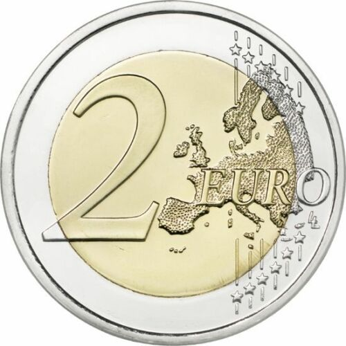 "2015 Finland 2 Euro Uncirculated Coin /""Akseli Gallen-Kallela 150 Years/"""