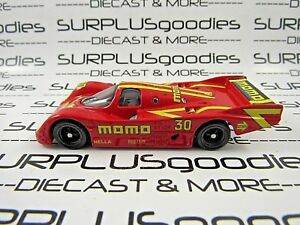 Hot-Wheels-1-64-LOOSE-Collectible-MOMO-Racing-1984-thru-1991-PORSCHE-962-Racer