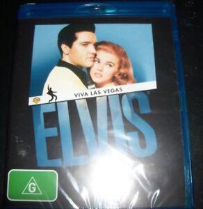 Viva-Las-Vegas-Elvis-Presley-Australia-Region-B-Bluray-New