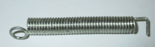 3 x Tremolo Feder hart hard  standard stainles steel