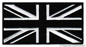 BLACK-BRITISH-FLAG-iron-on-PATCH-UNION-JACK-ENGLAND-UK-embroidered-GREAT-BRITAIN