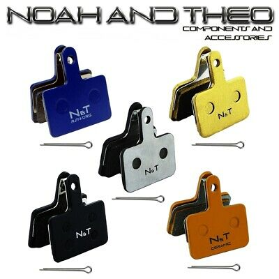 Noah And Theo N/&T Giant MPH 2 and MPH 3 Semi Metallic Disc Brake Pads