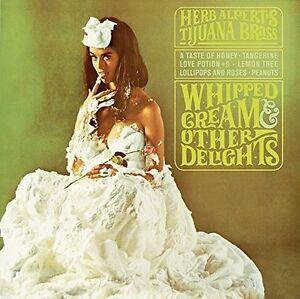 Herb-Alpert-Whipped-Cream-amp-Other-Delights-New-Vinyl-180-Gram