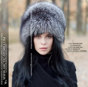 Image is loading Luxury-Russian-original-AUthentic-women-039-s-fur- e6b7a0abe550