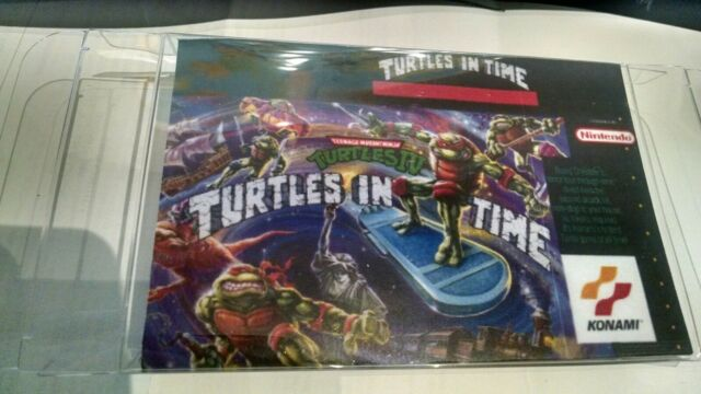 tmnt iv turtles in time