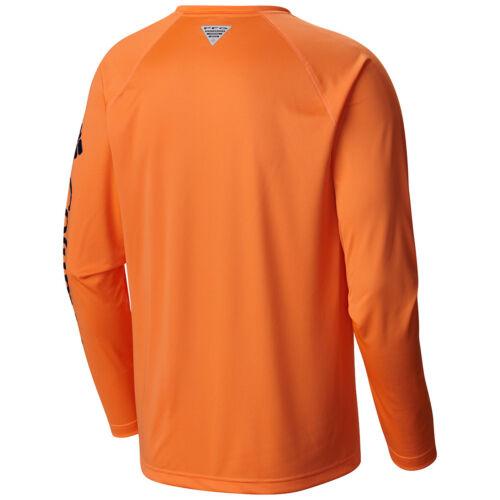 "New Mens Columbia PFG /""Terminal Tackle/"" Omni-Shade Wick T-Shirt Top Tee Polo"