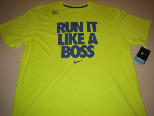 tee shirt nike run