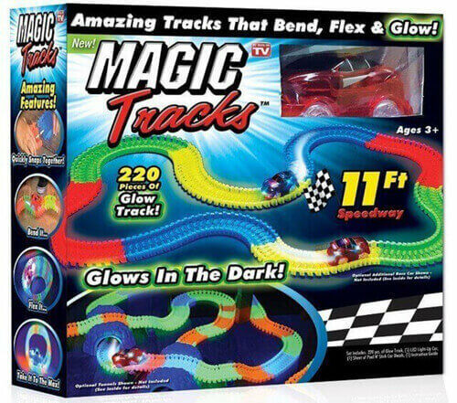 Magic Tracks Kids Toy Christmas Gift Original Packaging SPECIAL DISCOUNT PRICE