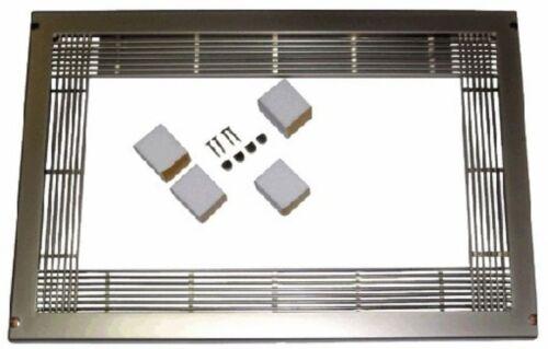 Embellecedor horno microondas standard color inoxidable 600x400mm