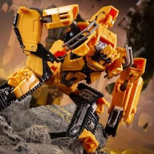 Transformers Decepticons Scrapmetal Studio Series With Box