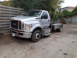 2016 Ford F 650
