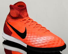 Nike MagistaX Proximo II TF 2 men soccer shoes football NEW crimson 843958-805