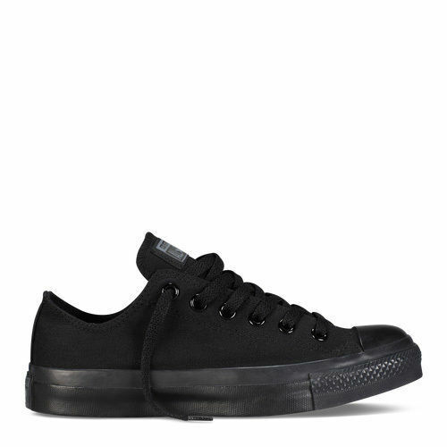 b38ed12841ed4f Converse Chuck Taylor All Star Ox Shoes M5039 Black Monochrome Men 6 Women  8 for sale online