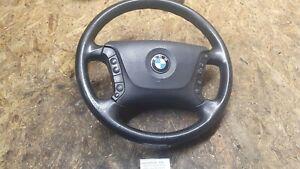 046-BMW-5er-E39-7er-E38-Lederlenkrad-Multifunktionslenkrad-Lederlenkrad-6753738