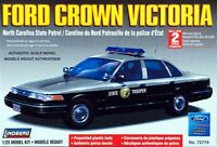 "LINDBERG 1 25 SCALE "" FORD CROWN VICTORIA NORTH CAROLINA STATE POLICE CAR. Toys"