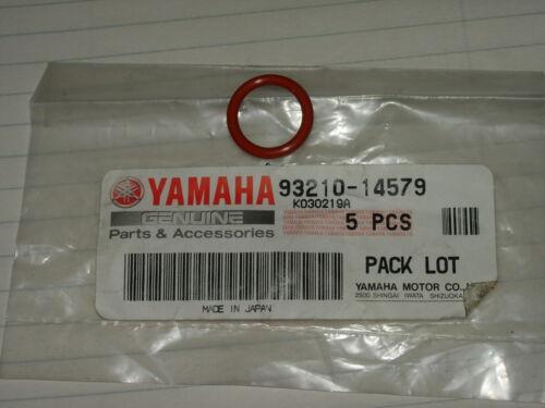 1x New Yamaha Genuine O-Ring P//No 93210-14579