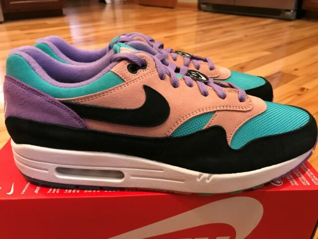 new concept 24200 7975a Nike Air Max 1 Nd Have a Nike Day Space Purple Black Bq8929 500 Men s Size  13 for sale online   eBay