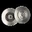 Indexbild 4 - Brembo | 2 Bremsscheiben Voll 249 mm + Bremsbeläge Hinten für PEUGEOT|CITROEN