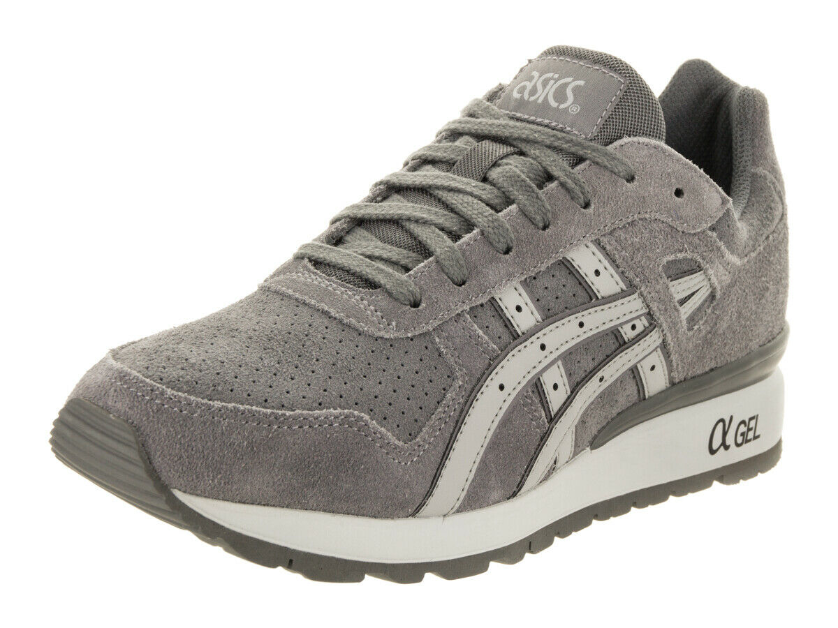 Asics Men's Gt-Ii Grey Light Grey Training shoes 8 Men Us
