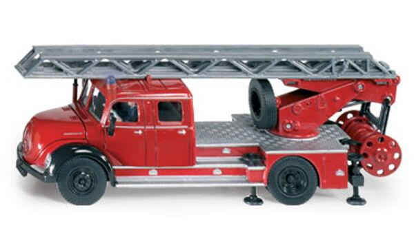 NEW 4114 SUPER SIKU Magirus Fire Engine 1 50 Diecast Model Vehicle