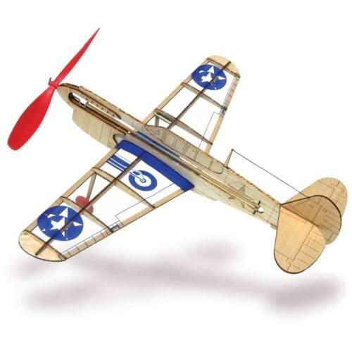Guillow s Mini Model US Warhawk 4502
