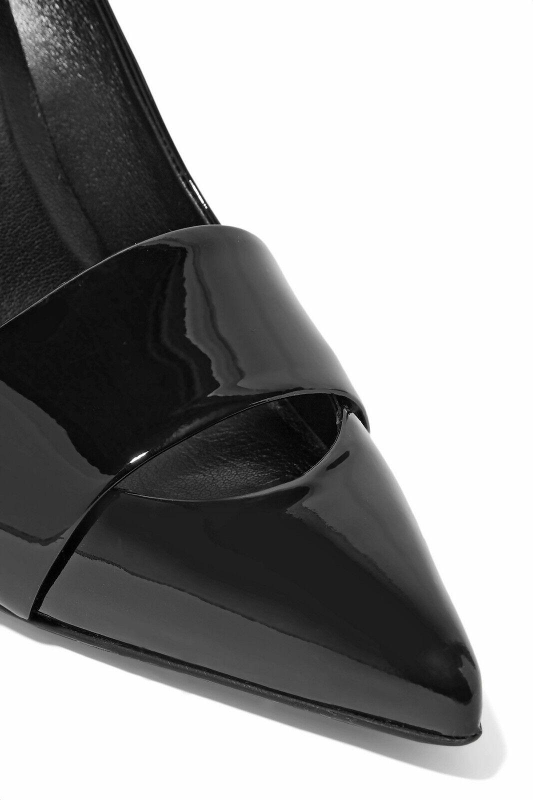 ROGER VIVIER Embellished patent-leather pumps. pumps. patent-leather Größe 35   US 5  1150 SOLD OUT 699ec2