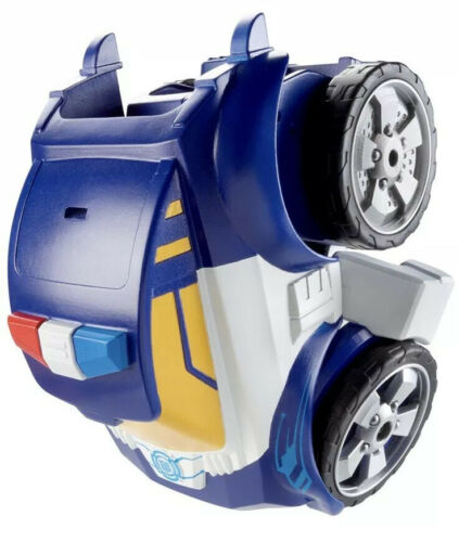Playskool Heroes Transformers Rescue Bots Flip Changers Chase The Police Bot