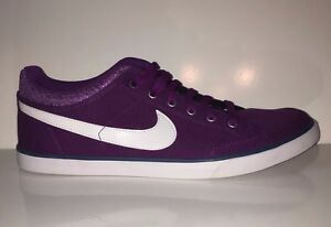 Iii Sneakers 500 Shoes Capri Casual New Canvas Nike Women's 580609 7g6bfy
