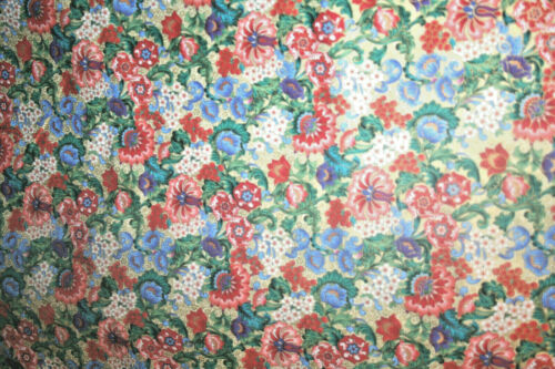 GILDED FLORAL FROM ROBERT KAUFMAN 100/% COTTON FABRIC