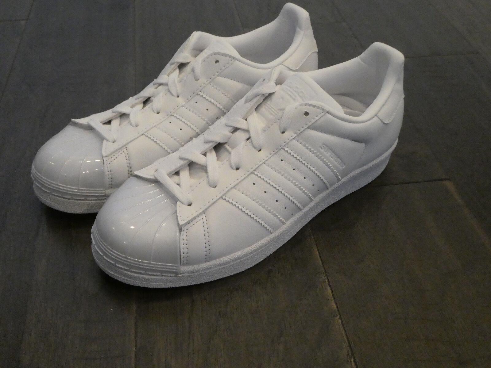 chaussures chaussures adidas  s s s superstar branchés nouvelles bb0863 Blanc  4b2547