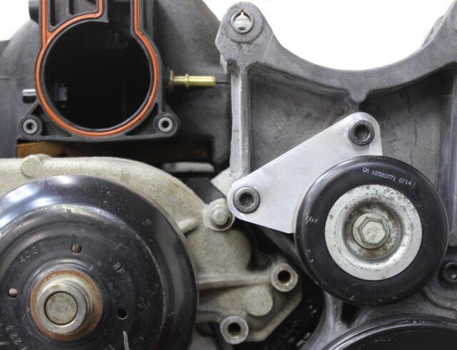 LS truck/SUV Intake Swap Alternator Bracket Idler Relocation Kit 5.3 6.0 LSX alt