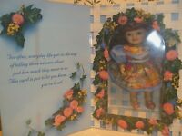 Marie Osmond Mother's Day Greeting Card Doll By Knickerbocker. 1996