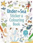 Under the Sea Sticker and Colouring Book von Jessica Greenwell (2014, Taschenbuch)