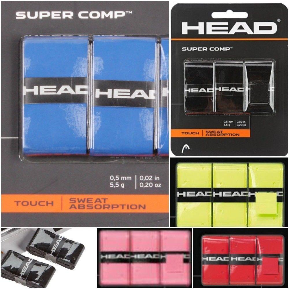 COVER HEAD SUPER COMP (estrema comodità) OVERGRIP-Grip 70 incluso