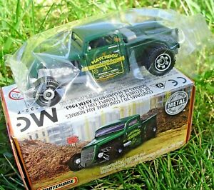039-35-Ford-Pickup-Truck-Matchbox-Construction-2019-21-100-GCH23-New-in-Box
