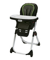 Graco Ready2dine Highchair And Portable Booster - Hudson - Free Shipping