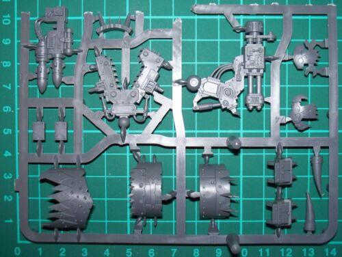 Space Orks Deff miedo-conjunto de piezas 6 Variantes
