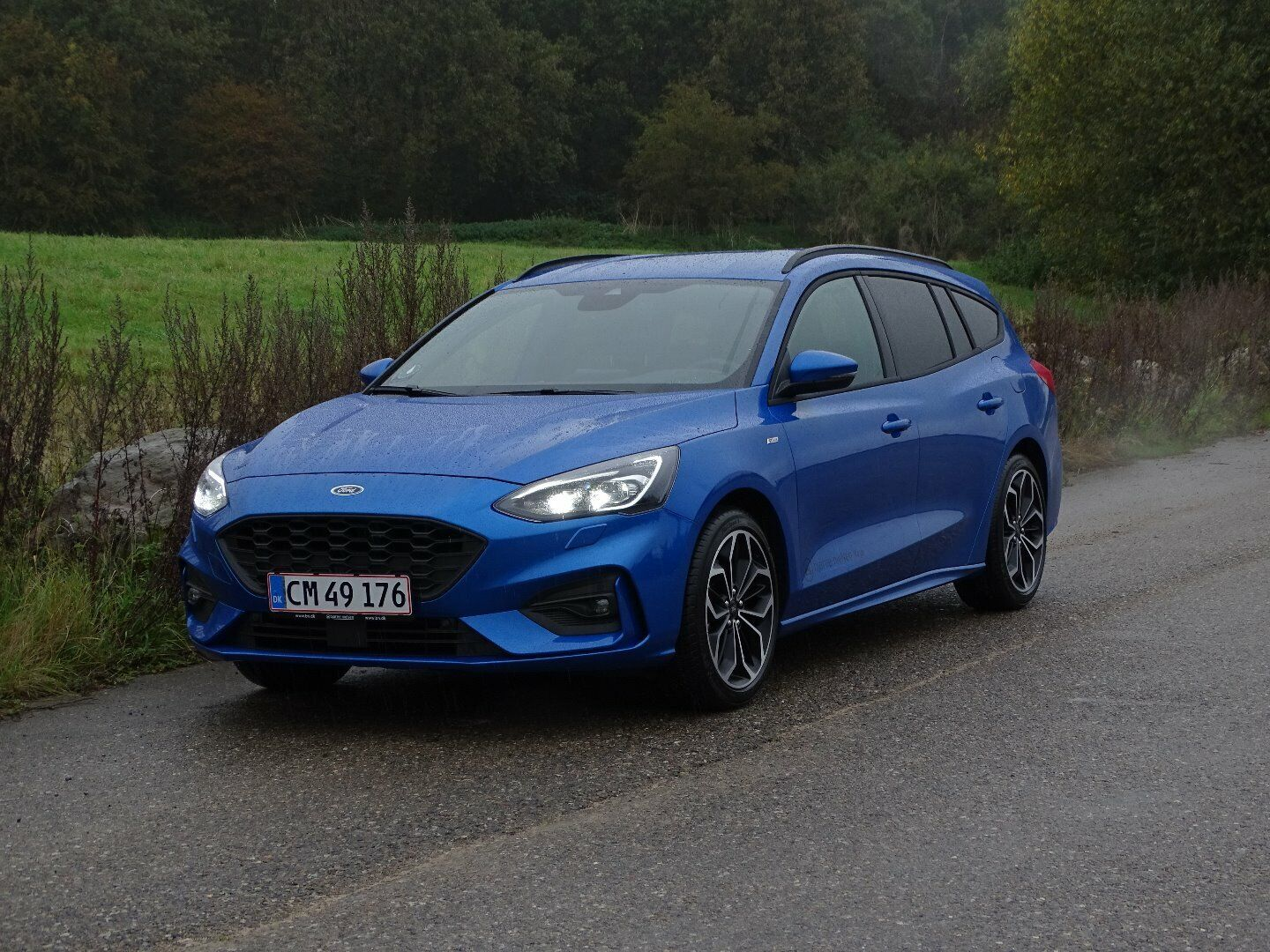 Ford Focus 1,5 EcoBoost ST-Line Business stc.