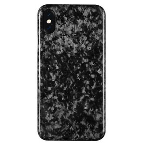 Details about Real Carbon Fiber Mobile Phone Cover Case For iPhone X Apple 10 Forged Composite