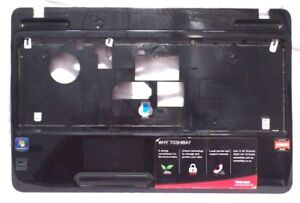 TOSHIBA-Satellite-L650-Palmrest-Touchpad-Top-Cover-V000210750