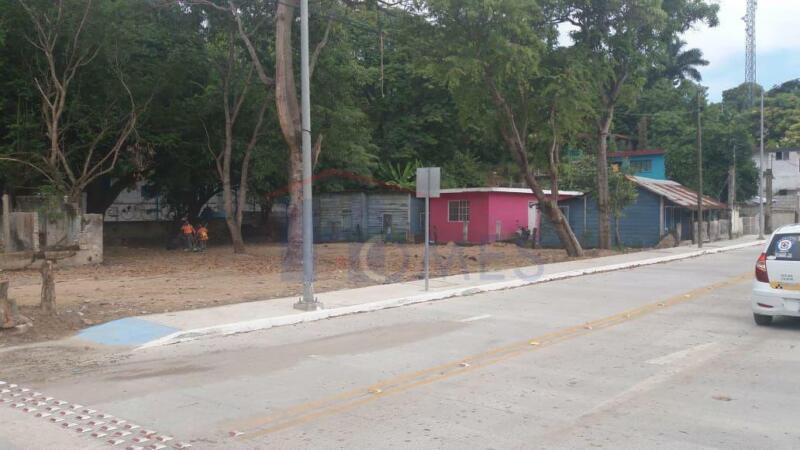 Venta de terreno en col. Peralta, Tampico, Tamaulipas.