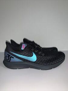 Nike-Air-Zoom-Pegasus-35-Black-Laser-Fuchsia-Anthracite-BV6106-001-Men-039-s-10-5