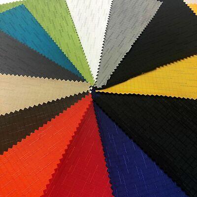YELLOW Ripstop Rip-Stop 100/% Nylon Waterproof Fabric Material 150cm wide