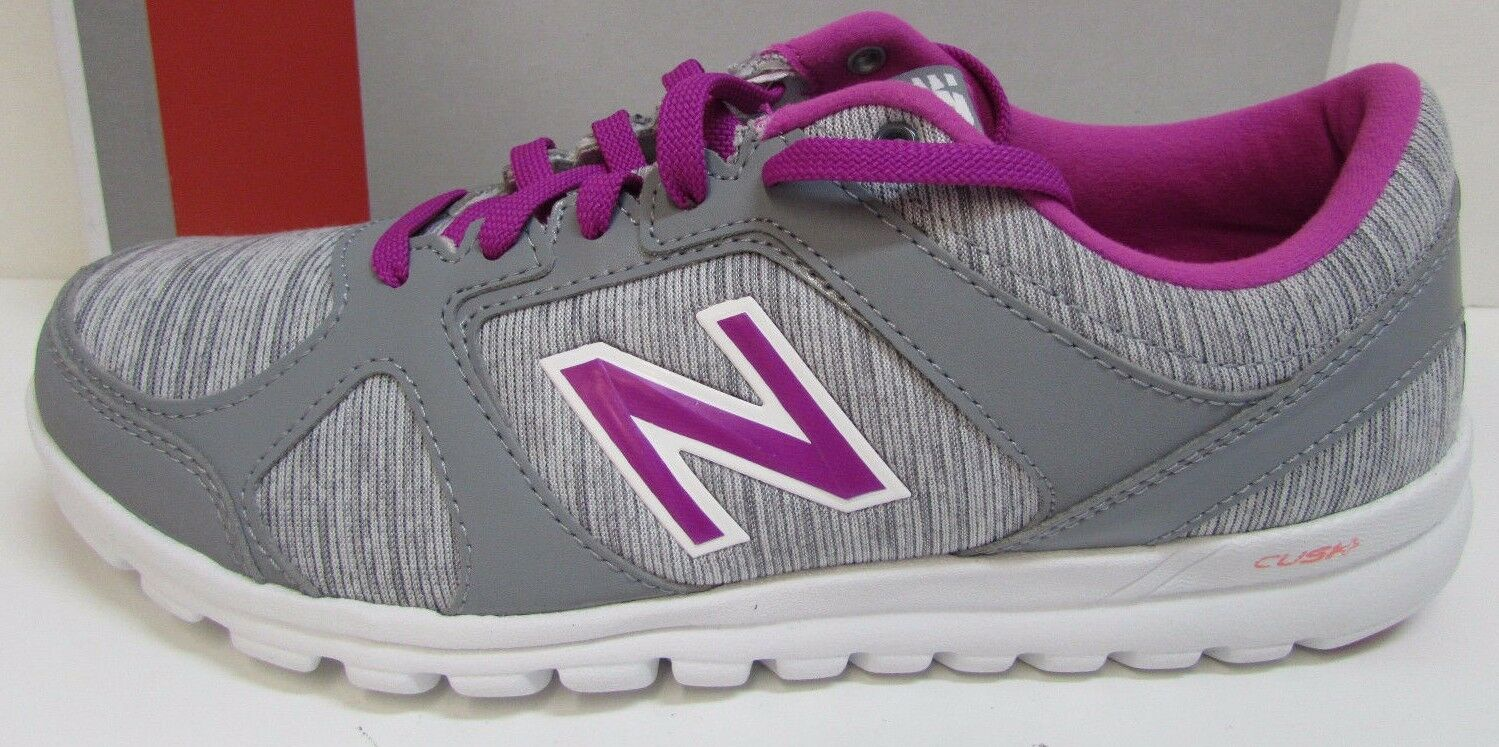 New Balance Größe 7 Gray Gray 7 Cushioning Sneakers New Damenschuhe Schuhes 5a1e3e