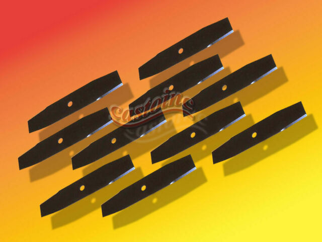 "7185755 7188715 5 Edger Blades 9/"" Fits Sears Craftsman # 88715 71-85775"