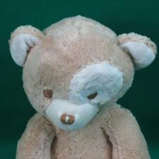 100% COTTON ALL-NATURAL FROLICS CHILDREN'S COLLECTION BROWN TAN TEDDY BEAR PLUSH