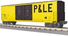 2013 MTH 30-74719 Pittsburgh & Lake Erie 50' Double Door Plugged Boxcar new