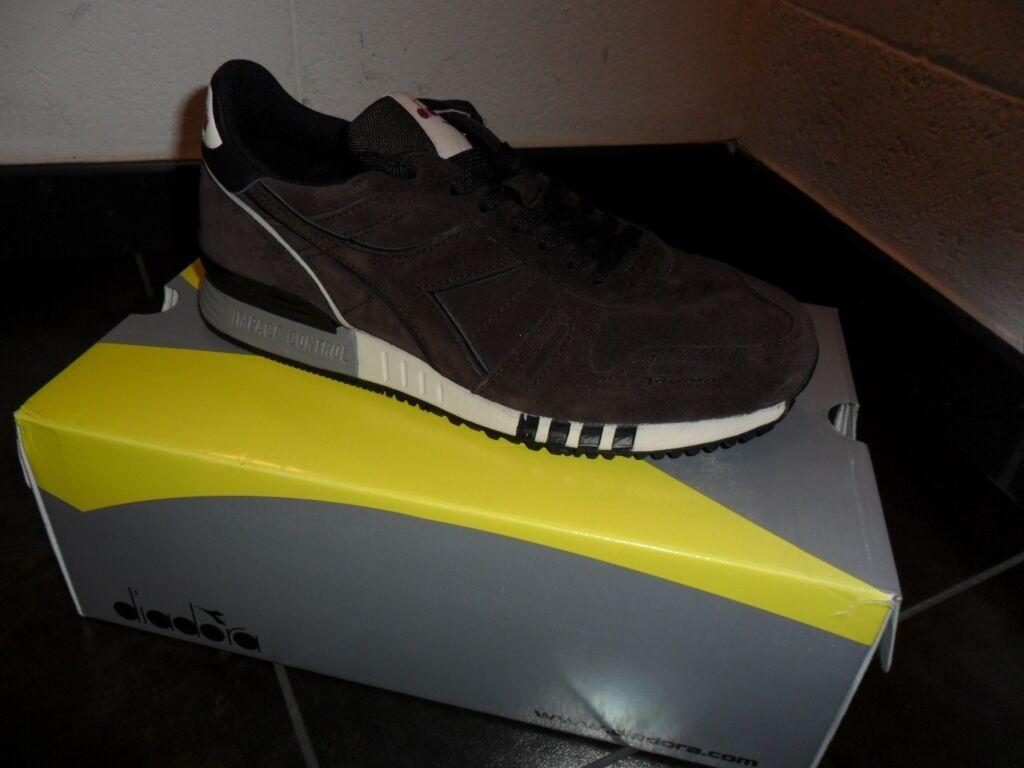 Diadora titan zapatos man hombres nubuck zapatos 30042