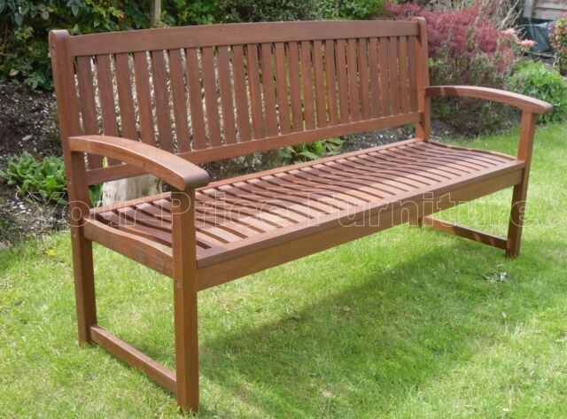 Henley 3 Seat Bench Quality Garden Furniture But Very Slight 2nds